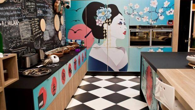 Cucine colorate e allegre tutte da vivere, come crearle