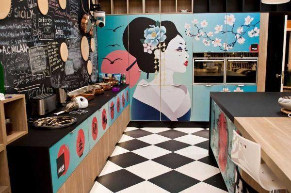 Idee cucine: Cucina Cover di Aran