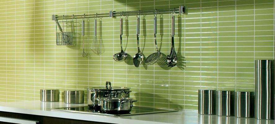 Pareti colorate in cucina Piastrelle Fresh di Marazzi