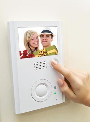 Nuovi videocitofoni, più funzioni e sicurezza