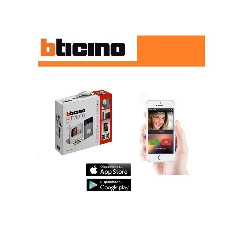 Foto videocitofono e citofono for Citofono bticino prezzo