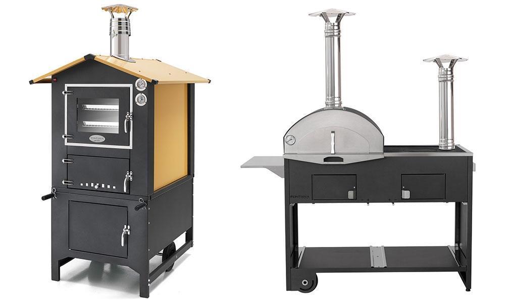 Foto il forno a legna - Forno a legna in casa ...