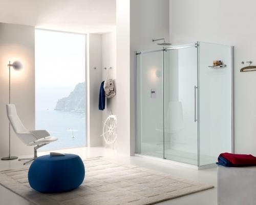 Bagno con doccia: progetto