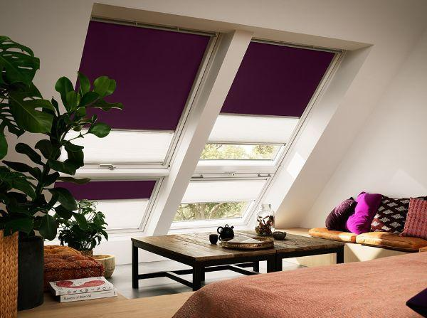 Finestra verticale per tetti Cabrio VELUX