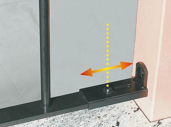 Finestre antieffrazione - Catenacci per porte blindate ...