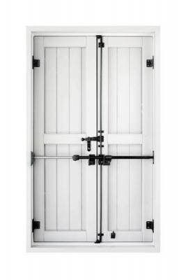 Finestre antieffrazione - Spranga per porta ...