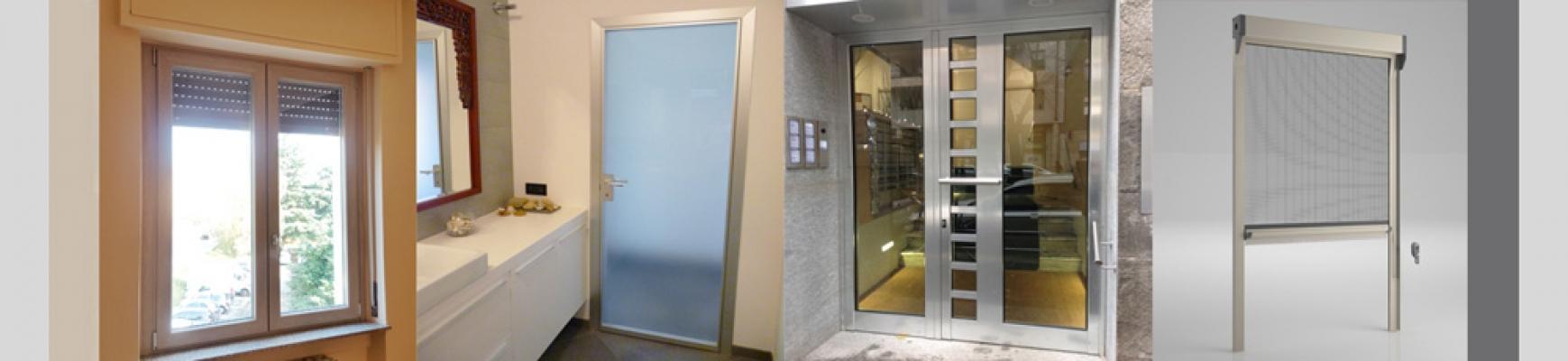 Serra bioclimatica con chiusure in vetro Denia Serramenti