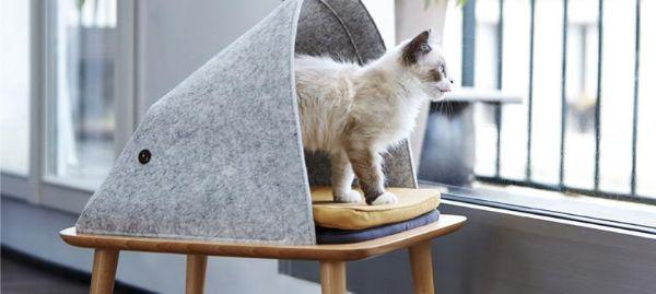 Cuccia gatto Le Bed di Meyou Paris