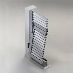 Persiana genovese- Alluminio Metra