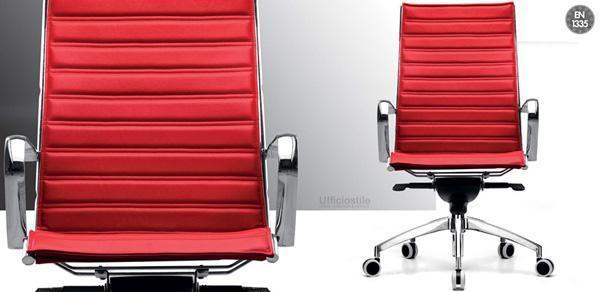 Sedute ufficio- Ufficiostile Linea Centouno