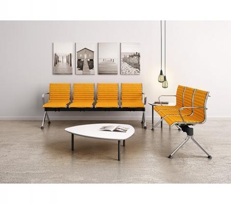 Sedute ufficio- LeyForm sala d'attesa