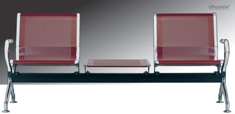 Sedute ufficio- Ufficiostile- Sala d'attesa