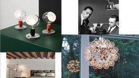 Le lampade di Achille Castiglioni, classici senza tempo
