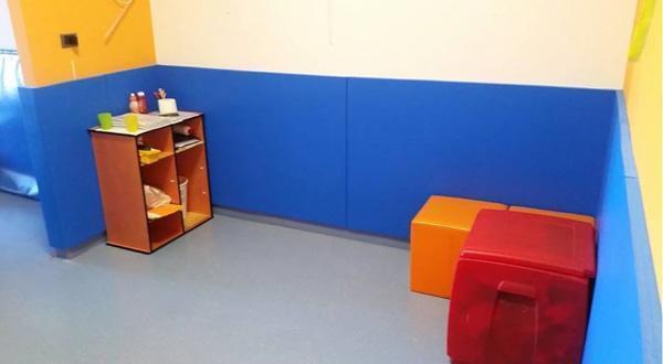 Protezioni murali antiurto- GIWA pannelli colorati