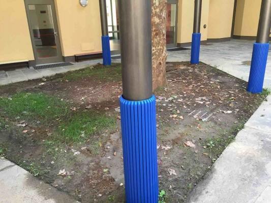 Protezione antiurto  colonne esterna- GIWA