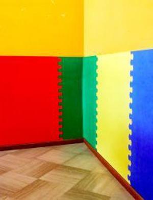 Protezione murale a puzzle - GIWA