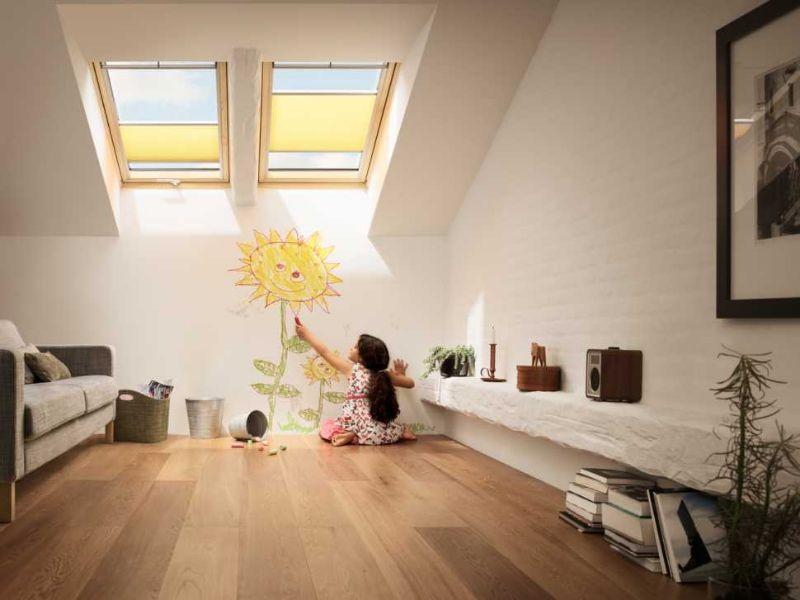 Finiture finestre per tetti Velux