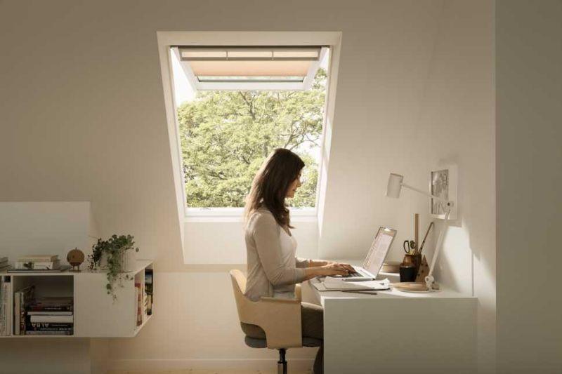 Accessori per finestre per tetto: tende e tapparelle