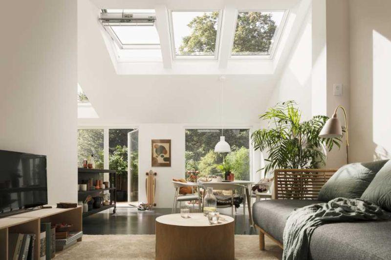 Finestre da tetto quali infissi scegliere per la mansarda for Velux finestre balcone