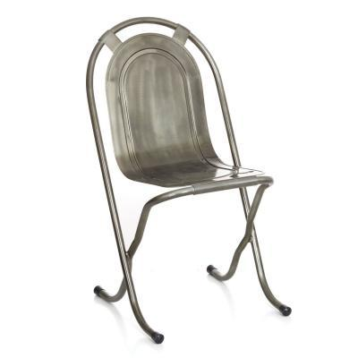 Sedia Okrio in acciaio di superestudio.it