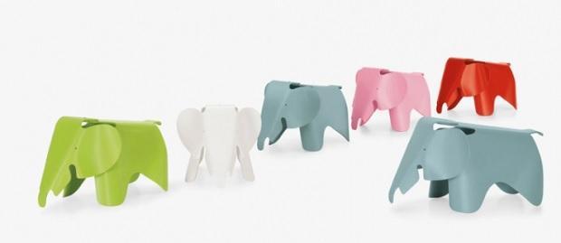 Sgabelli per bambini a forma di animale