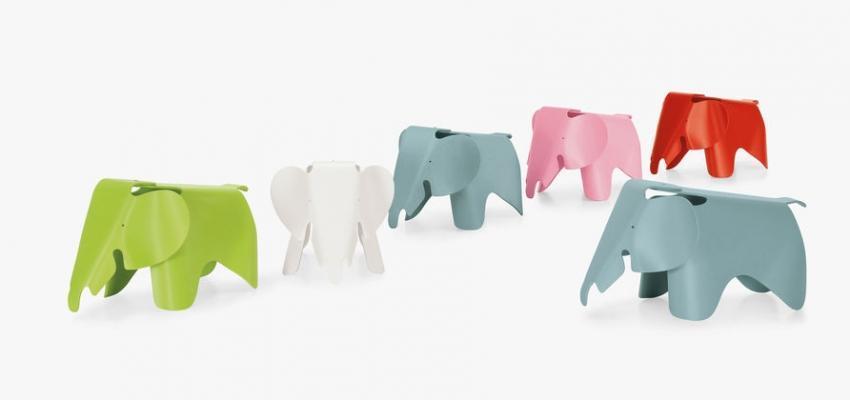 Sgabelli per bambini The plastic elephant