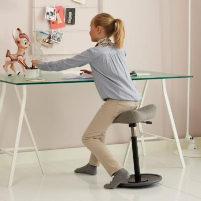 Sgabello ergonomico Move di Varier
