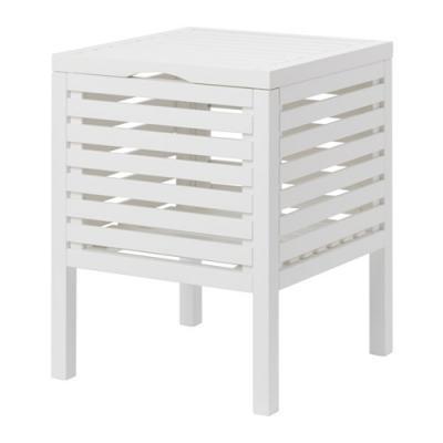 Sgabello contenitore Muskan di Ikea