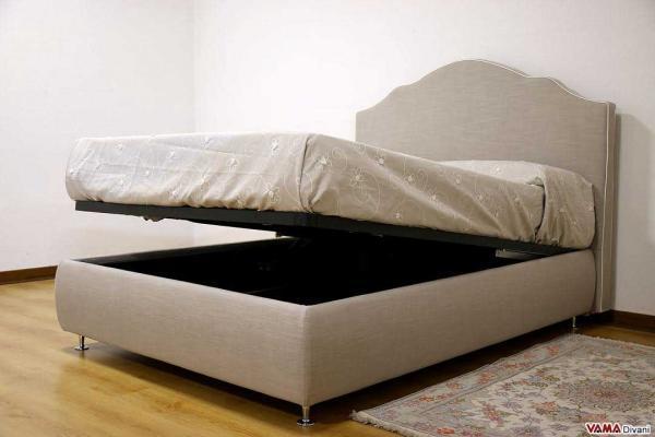 Letti con contenitori e divani VAMA