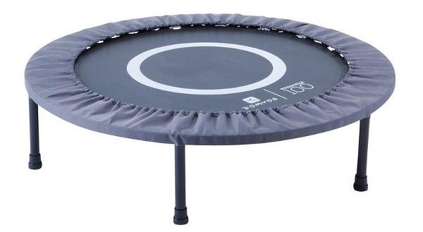 Trampolino da fitness Essential di Decathlon