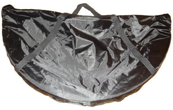 Trampilino da fitness Superjump di CoalSport nella sacca per il trasporto