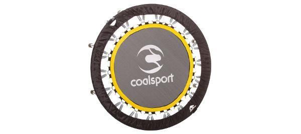 Trampolino elastico professionale da fitness Superjump di Coal Sport