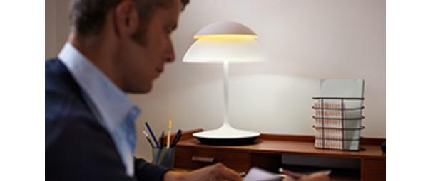 Lampada domotica con interruttore intelligente Hue Beyond di Philips
