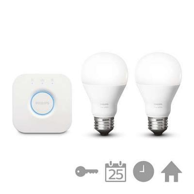 Interruttore digitale Philips Hue white starter kit