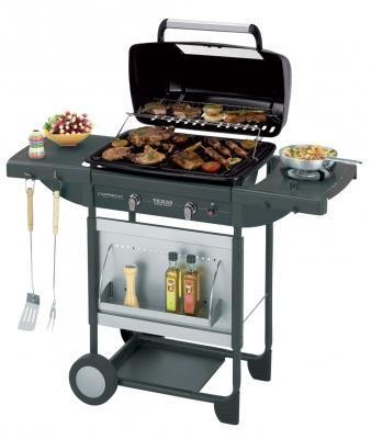 Barbecue a gas- BarbecueMania