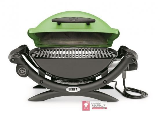 Barbecue elettrico- BarbecueMania