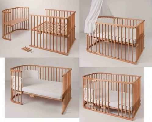 Culla-lettino Babybay
