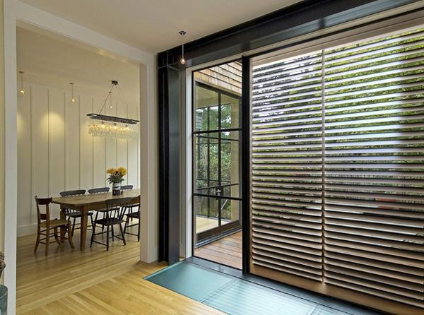 Trendy tapparelle orientabili tipo frangisole with persiane moderne - Serrande elettriche per finestre ...