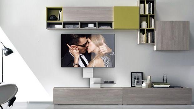 Coprifili Tv Arredamento.Posizionare La Tv
