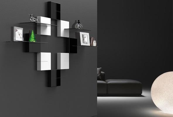 Posizionare il televisore a parete con Ghost Cubes Meliconi