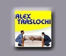 Logo azienda Alex Traslochi