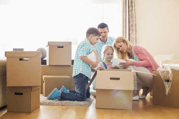 Affidarsi a una ditta traslochi previo preventivo spesa
