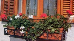 Come realizzare una fioriera da balcone in ferro battuto fai da te