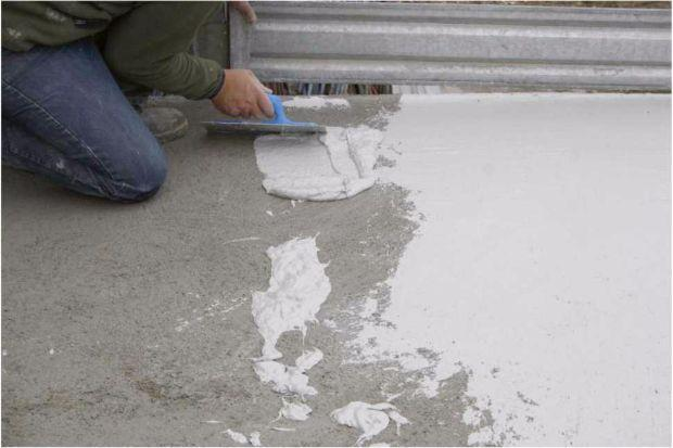 Guaine liquide impermeabilizzanti