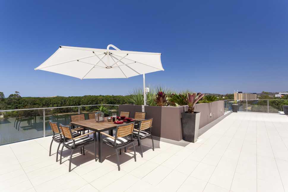 Impermeabilizzazione terrazze con le guaine elasto-cemetizie rapide di WEBER
