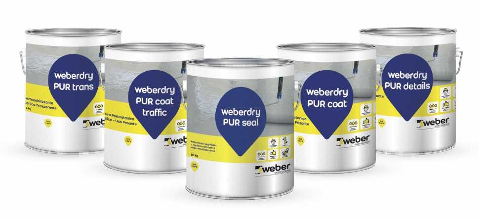 weberdry PUR