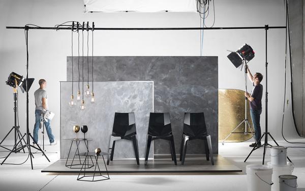 SpazioMetallo per decorare le pareti con stile ed eleganza, by Litokol