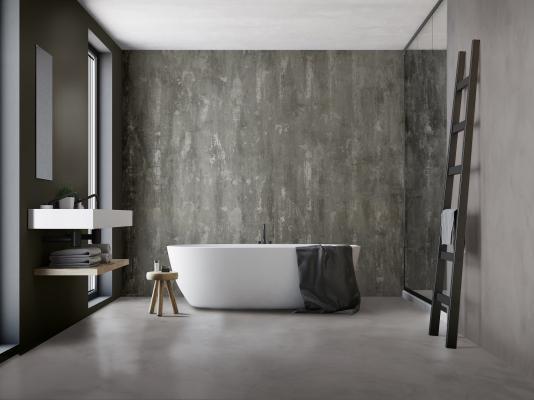 Ambiente bagno - Spaziocemento
