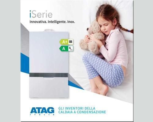 Caldaia a condensazione di ATAG Italia srl
