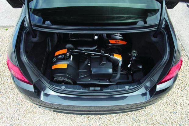 Ciclomotori elettrici trasporto in auto